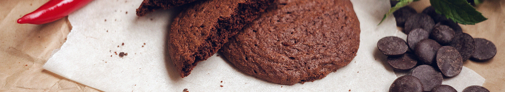 Chilli Chocolate Biscuits