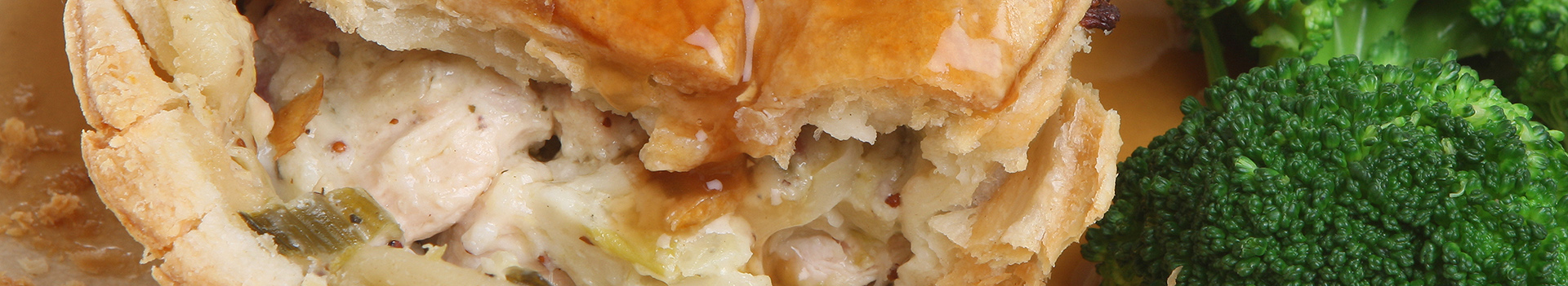 Mrs Tweedy's Chicken and Leek Pie