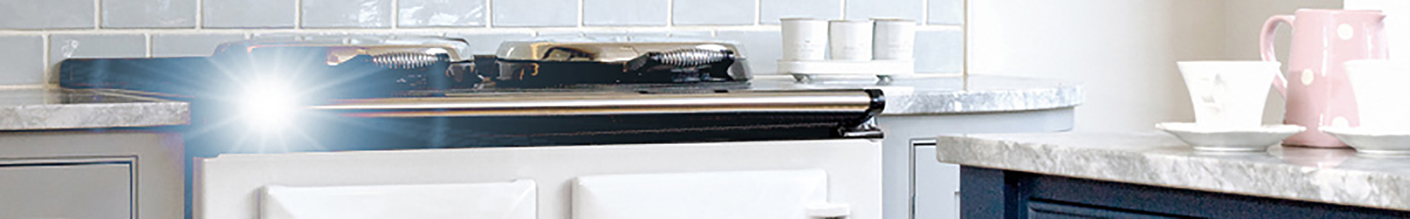 Caring for your AGA