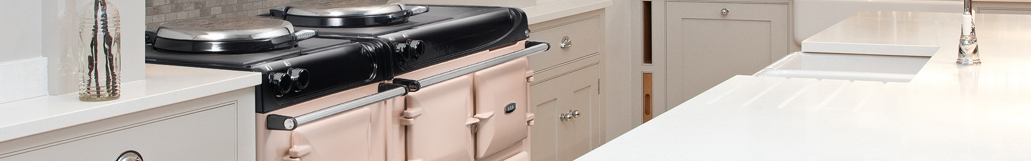AGA eR3 160 in Blush
