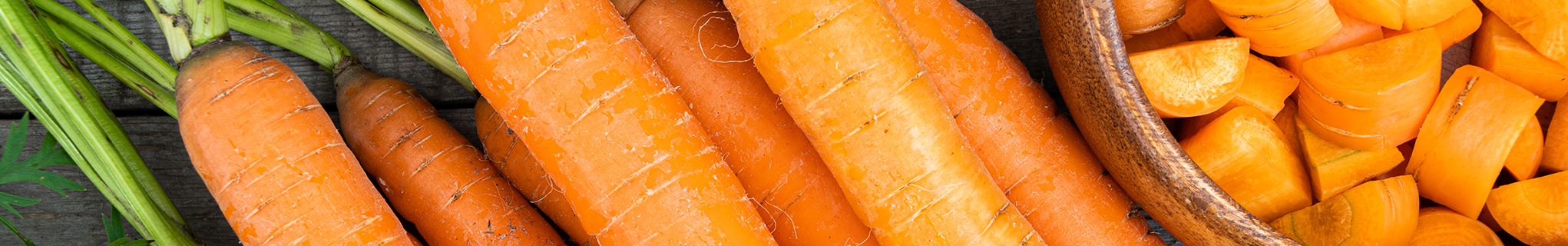 Raw carrot image