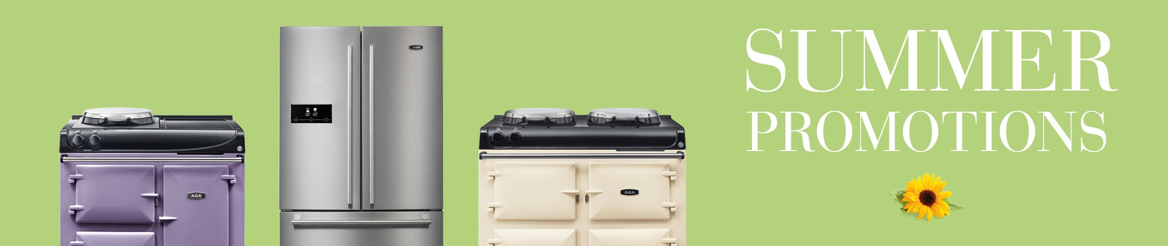 AGA Summer Promotions
