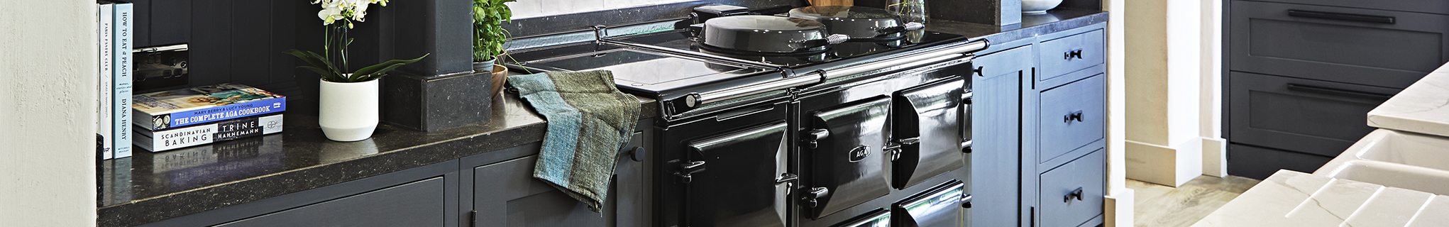 AGA R7 150 Model in Black