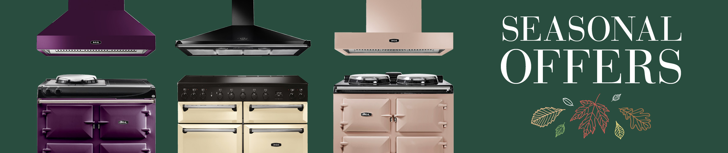 AGA Seasonal Offers