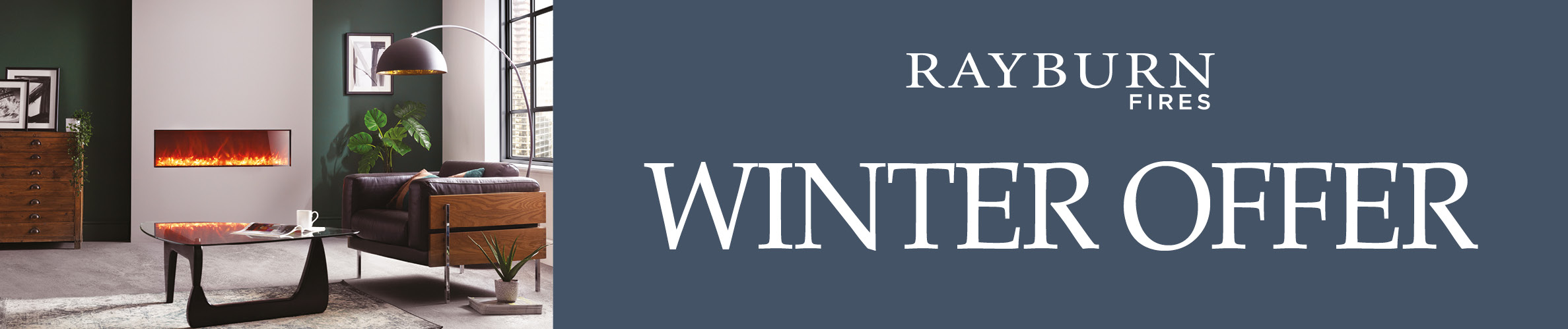 Rayburn Fires Winter Offer