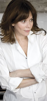 Anna Friel at Home