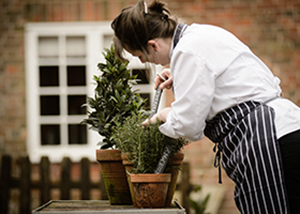 All Hallows Farmhouse offers a range of cookery courses