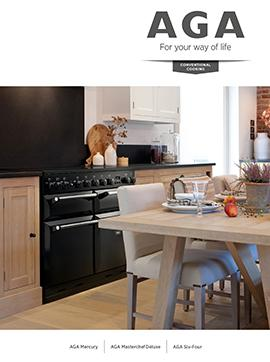 Order the AGA Conventional Cooking brochure