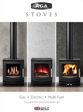 AGA Stoves Gas & Electric Brochure
