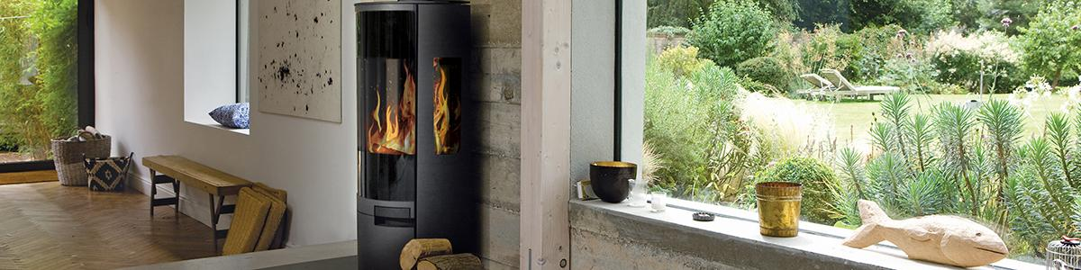 AGA stoves have a traditional or contemporary design