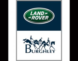 Burghley Horse Trials event logo
