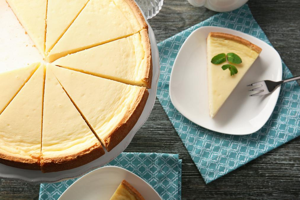 Slow Cooked Cheesecake