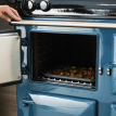 Cast-iron ovens of the AGA eR3 Series
