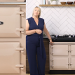 AGA Demonstrator Penny Zako provides test drive of AGA R3 Cooker