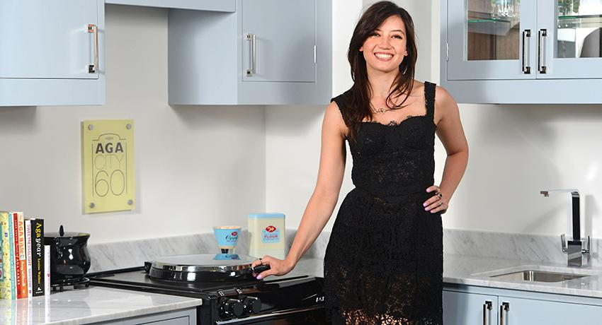 Daisy Lowe Launches the AGA 60