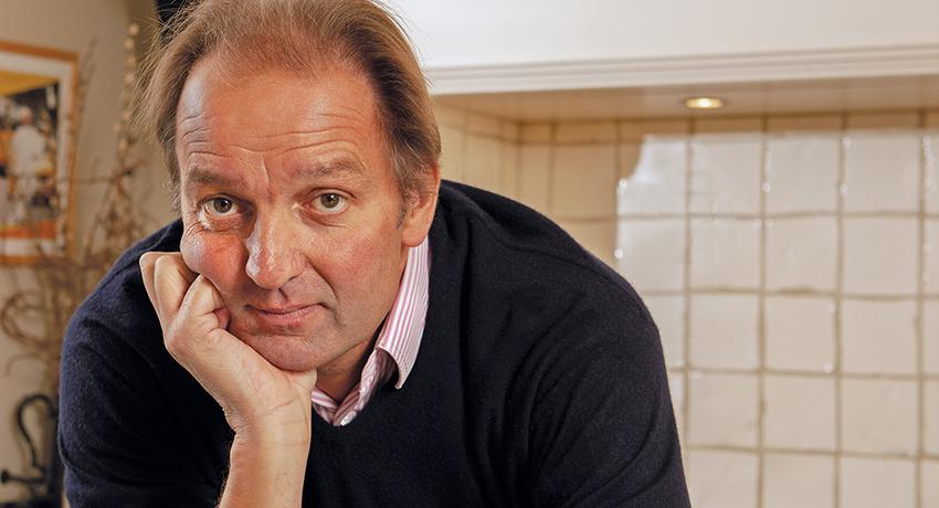 Galton Blackiston talks fish and chips, TV cookery and pan frying on the AGA