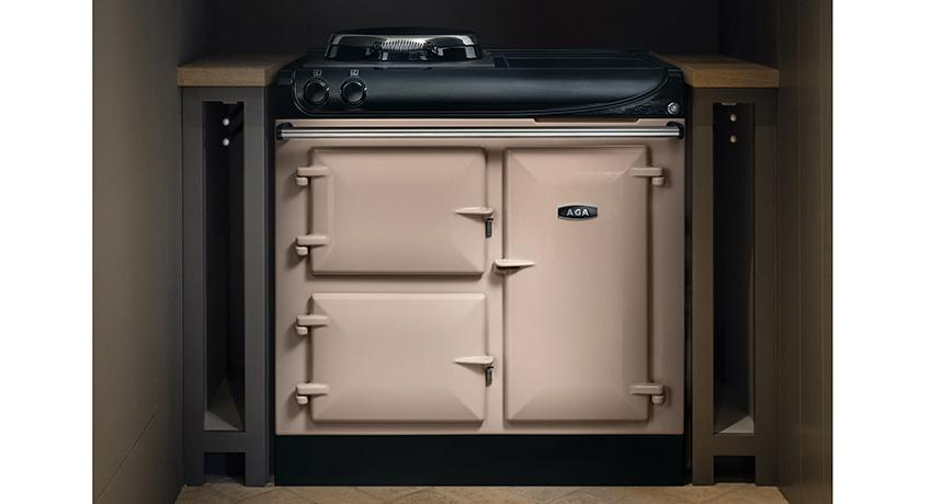 AGA 3 Series 90cm in Blush