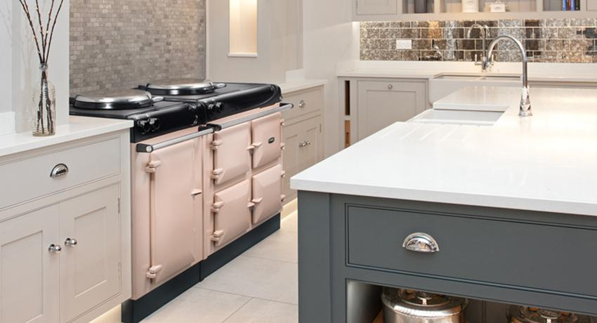 AGA 3 Series 160cm in Blush