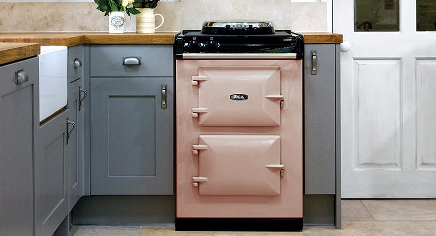 AGA 60 in Blush