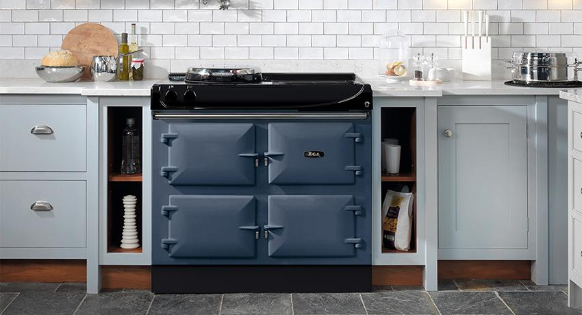 AGA 3 Series 100cm in Dartmouth Blue
