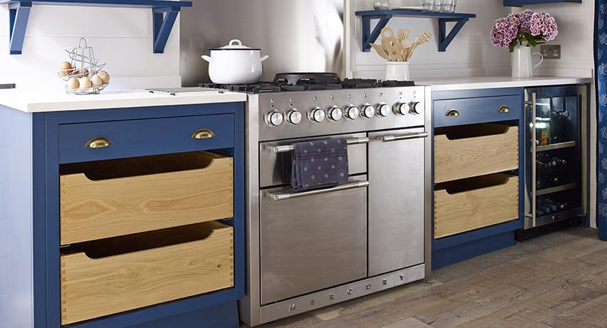 Mercury Cooker in Stainless Steel
