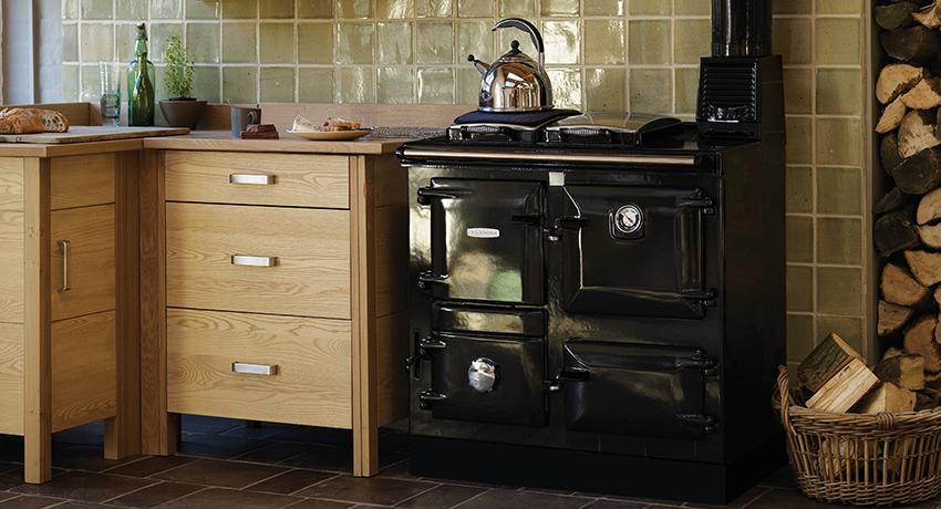 Rayburn 200 Series in Black