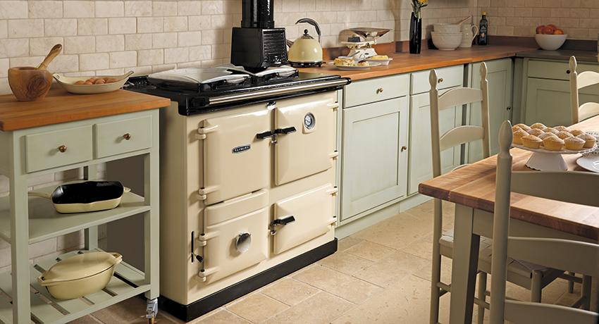 Rayburn 300 Series in Cream