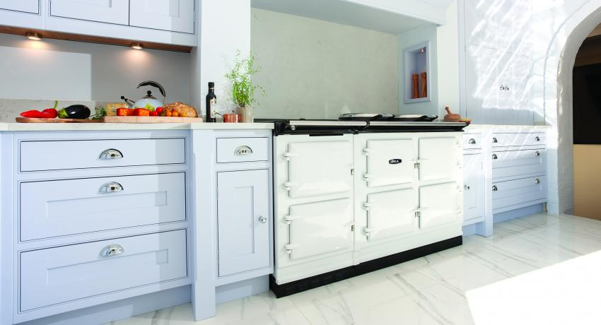 AGA eR7 150 in White