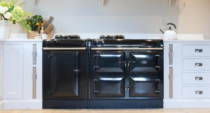 AGA eR3 Series 160 in Pewter