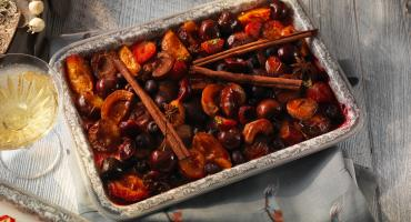 Roasted Fruits