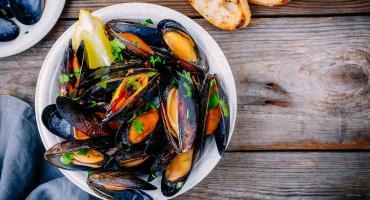 AGA Easy Mussels