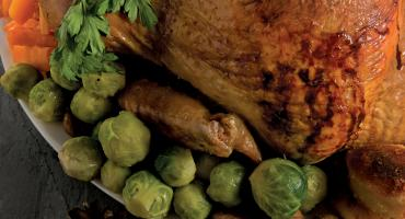 Traditional Roast Turkey with Chestnut Stuffing
