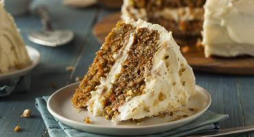 Acland Street Carrot Cake
