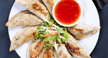 GUOTIE - Pot-Stickers (with Beef & Coriander)