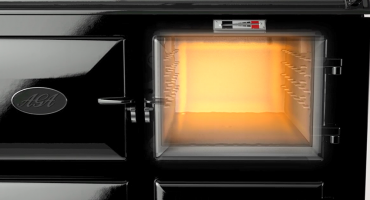HOw the ovens of the AGA cook