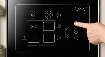 The control panel of the AGA 7 Series eR7