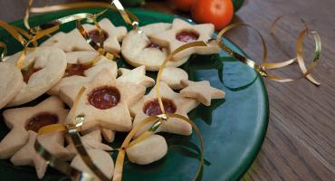 Simple Christmas Shortbread