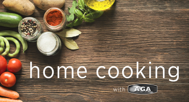 Home Cooking with AGA