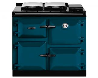 Rayburn 600 Series in Salcombe Blue