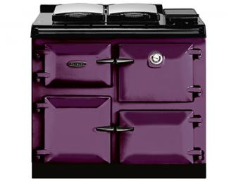 Rayburn 600 Series in Aubergine