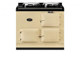 R5 2-Oven AGA Traditional model in Cream
