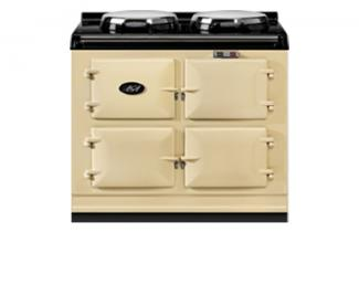 R5 3-Oven AGA Traditional model in Cream