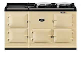 R5 4-Oven AGA Traditional model in Cream