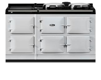 AGA Dual Control 5-oven in Pearl Ashes