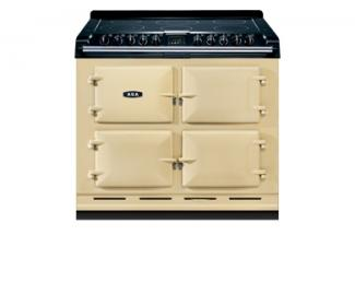 AGA Six-Four in Cream with Ceramic Hob