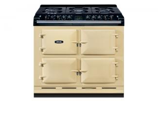 AGA Six-Four in Cream with Gas Hob