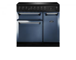 Masterchef Deluxe 90cm in Dartmouth Blue with Induction Hob