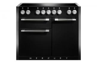 Mercury 1082 with Induction Hob in Black