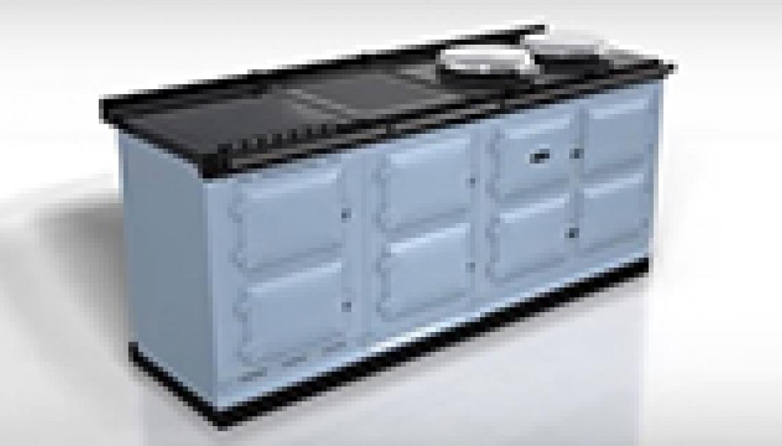 5-Oven AGA Total Control and AGA Dual Control with Module Installation Video