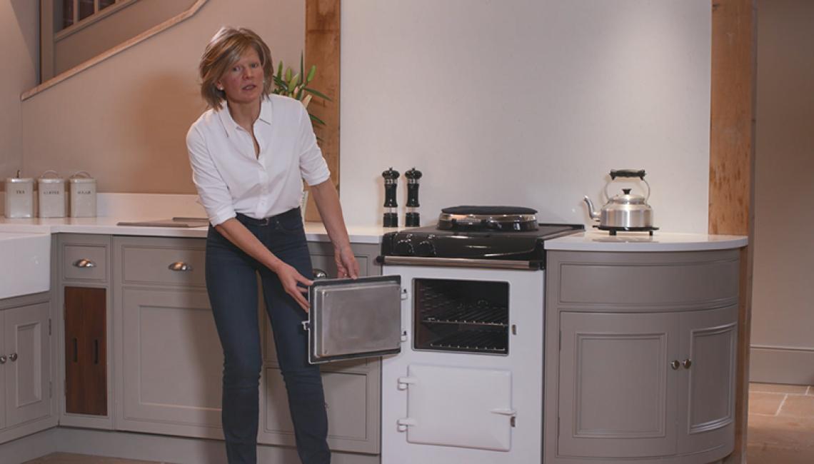 The AGA 60 range cooker